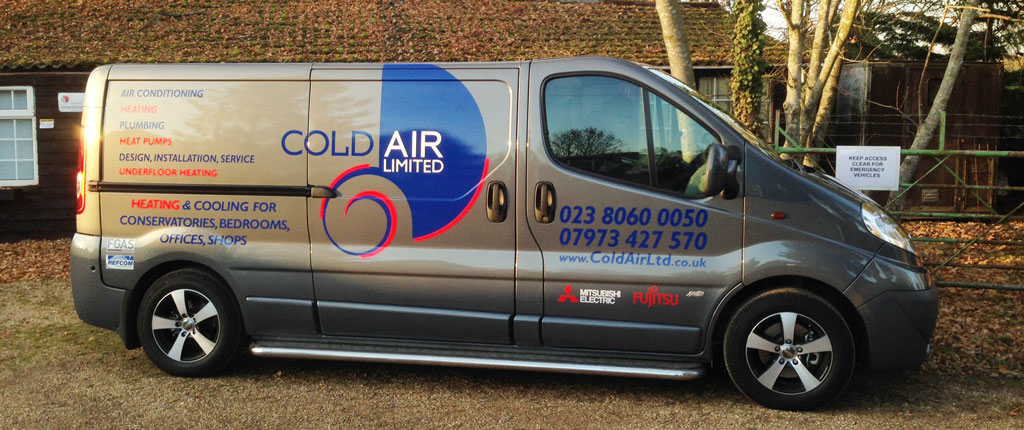cold-air-van